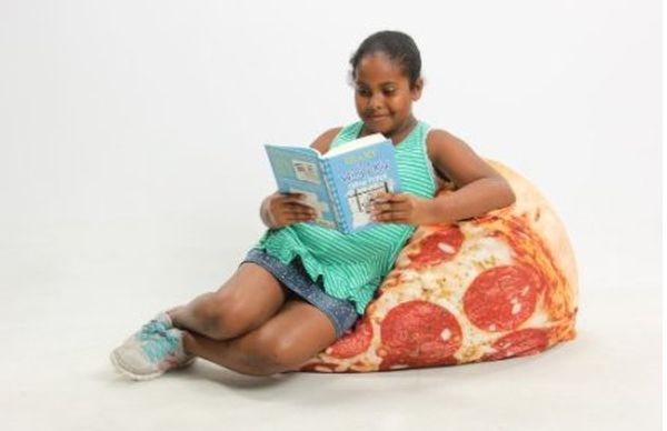 Pizza Junior Inflatable Chair by Wow! Works LLC_4