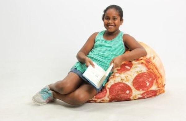 Pizza Junior Inflatable Chair by Wow! Works LLC_5