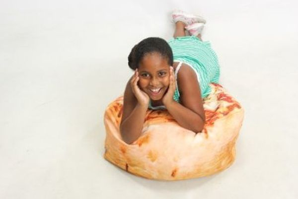 Pizza Junior Inflatable Chair by Wow! Works LLC_6