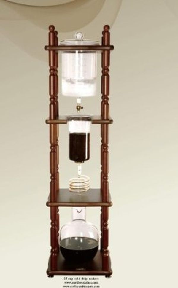 Steampunk Cold Drip Coffee Maker