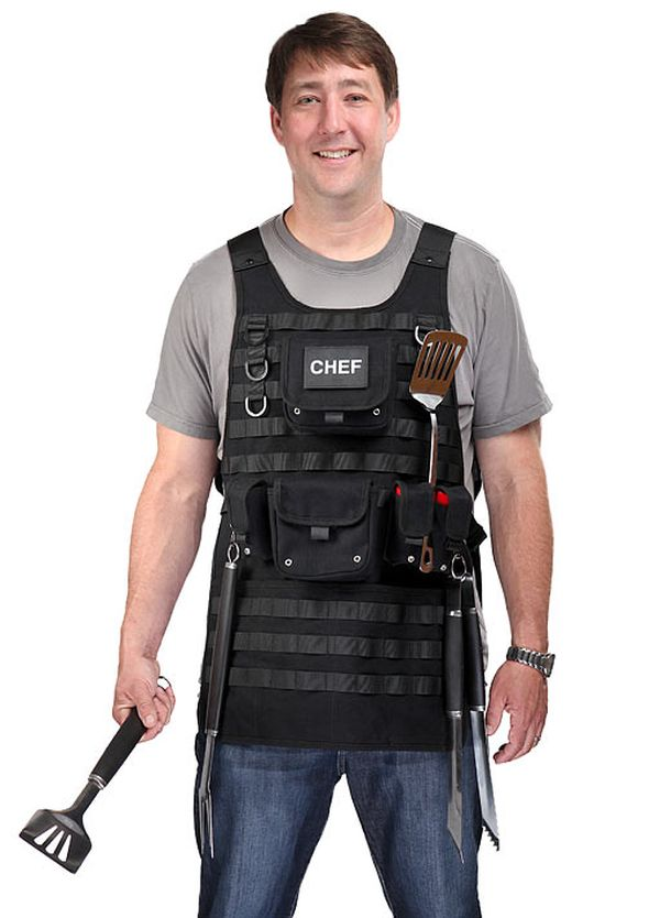 Tactical BBQ Apron_1