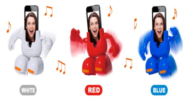 Takara Tomy's Dancing Face-Stand for iPhones_2
