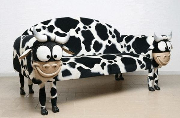 The Cow Sofa