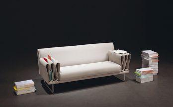 camille paillard tri folds sofa