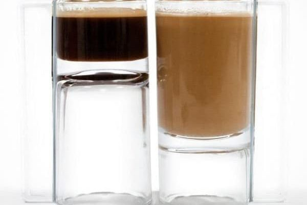 cup reversible coffee glass