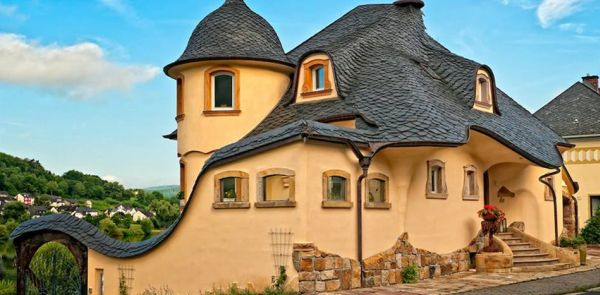 Beautiful House In Germany Zell Mosel City