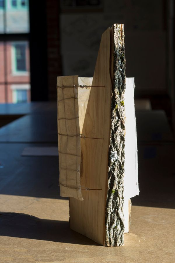 Kindling Lamp crafted from natural ash wood_3