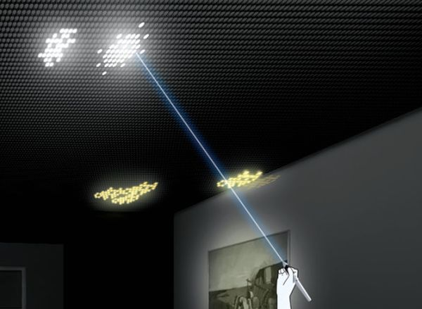 LED ceiling lights by Seo Dong-Hun