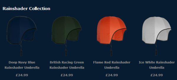 Sports Umbrellas by Rainshader_3