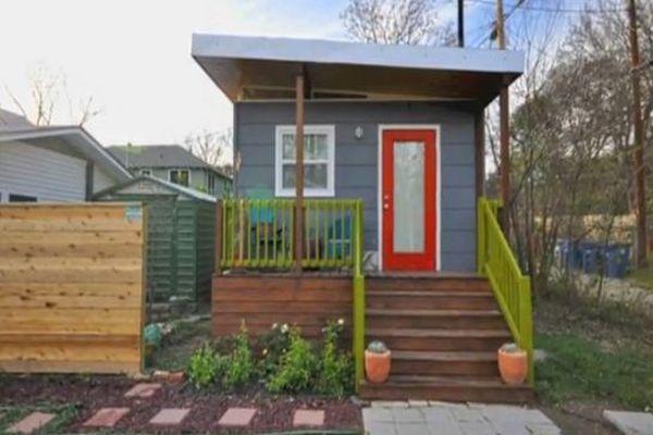 The 20 x 14 sq ft Kanga Prefab House_1