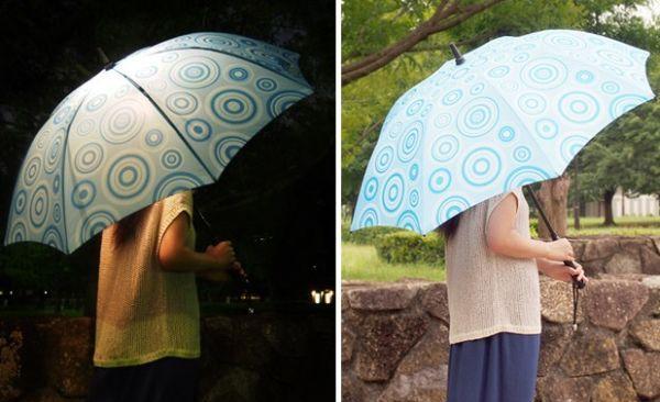 Bright Night umbrellas also act as lighting mechanisms_1