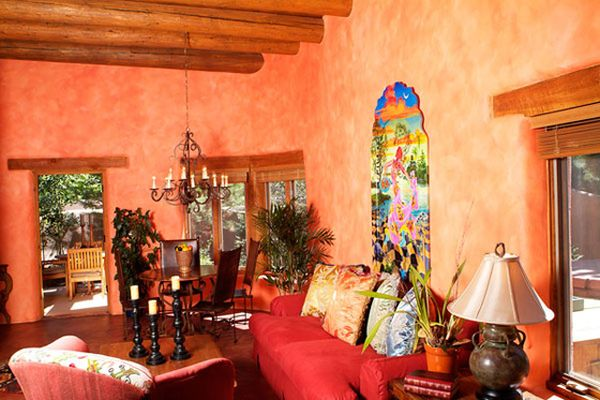Ideas for Mexican style interiors