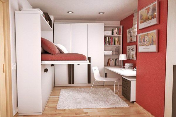 Single Bed for teenager or children rooms