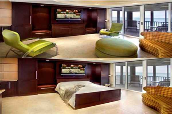 Zoom Room automatic beds