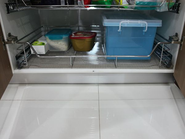 Avoid storing items close to the pantry