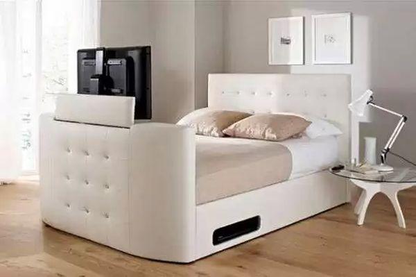 Atlantis Ottoman TV Bed
