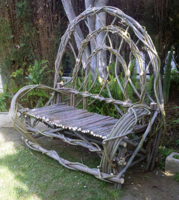 Willow Bench by Kenneth Perez_1