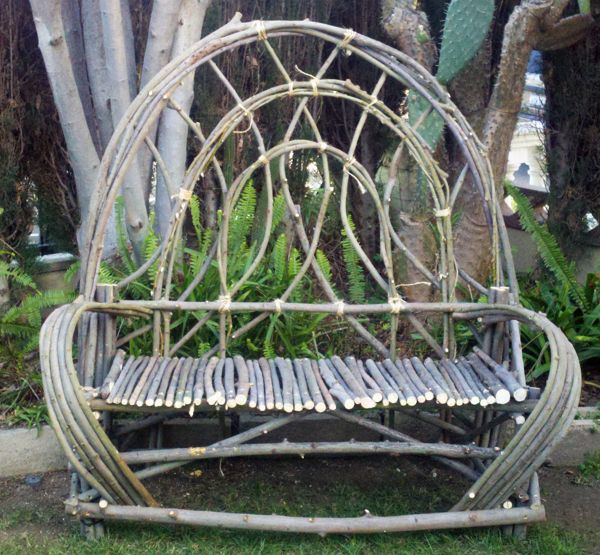 Willow Bench by Kenneth Perez_5