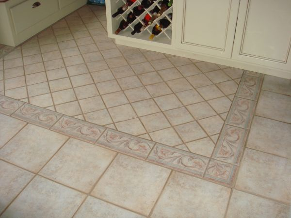 Choices of floor coverings Ceramic Tile