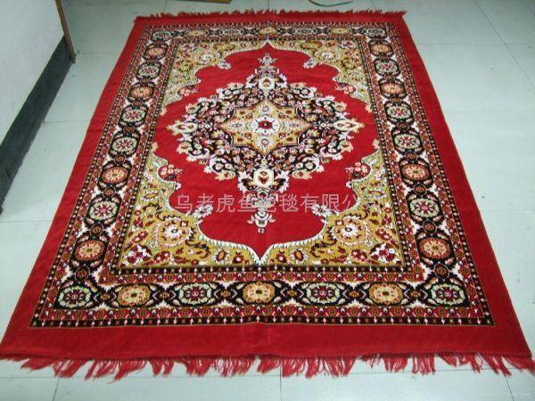 Choices of floor coverings carpet