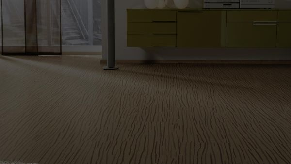 Choices of floor coverings cork
