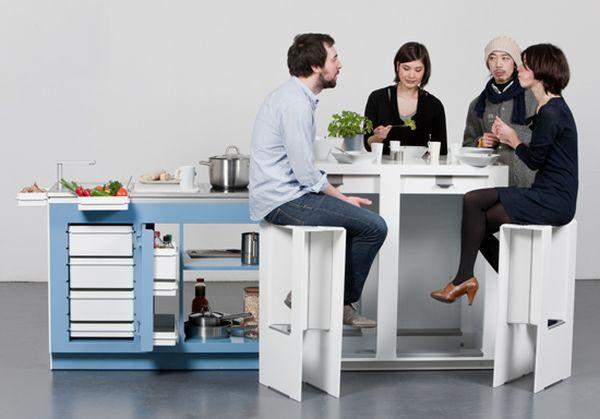 Come Together kitchenette unit