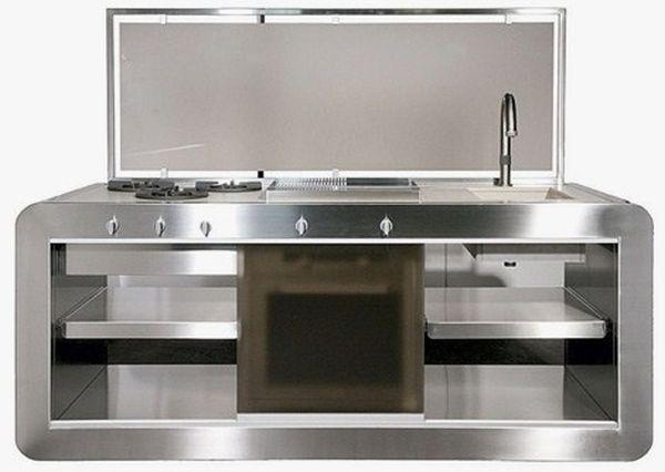 Compact kitchen unit by Jcorradi