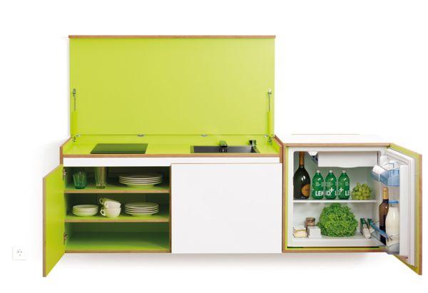 Miniki minimalist kitchen unit