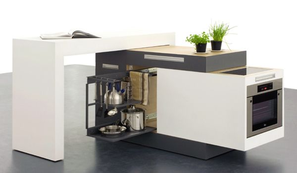 Compact Kitchen Units 10 All In One