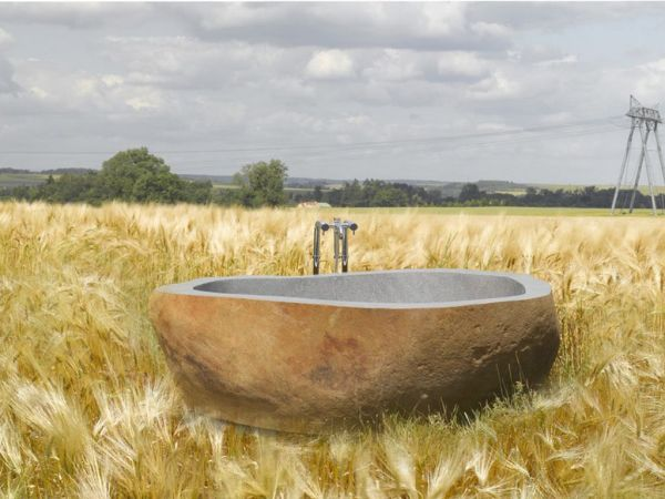 River Stone bathtub_5