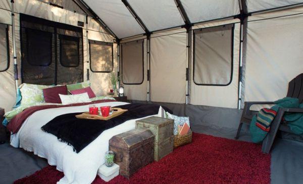 Safari Tent crafted from aluminum, nylon and Cordura_2