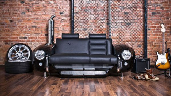Spirit of 427 automotive furniture collection