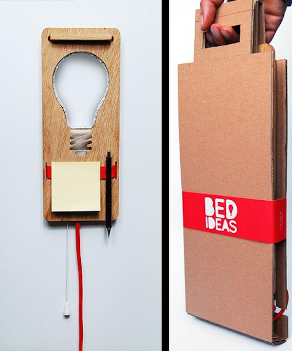 Bed Ideas LED lamp_1