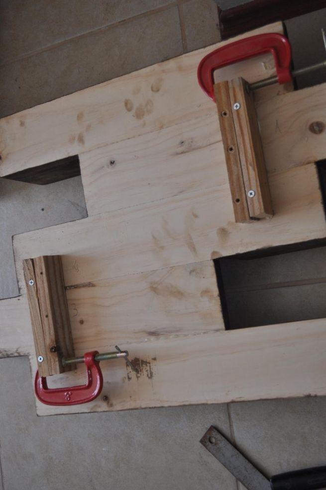 DIY shelving system under $10_9
