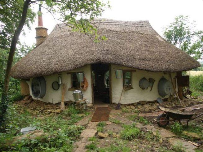 Michael Buck cob house