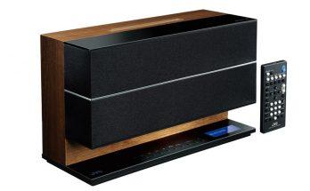 NX W5 jvc kenwood sound system