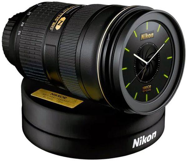 Nikkor alarm clock lens_1