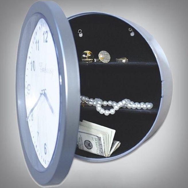 A working Wall Clock with hidden safe
