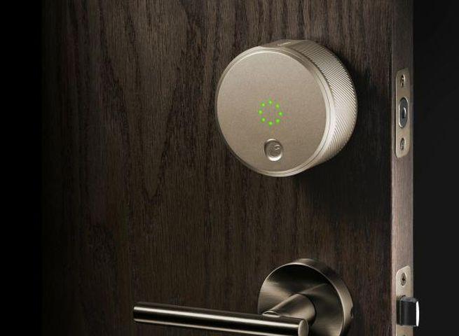 August Smart Lock for doors