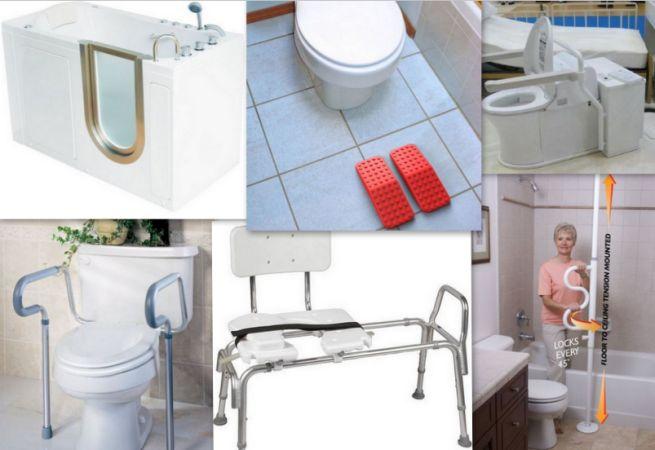 Bathroom Accessories For Elderly People