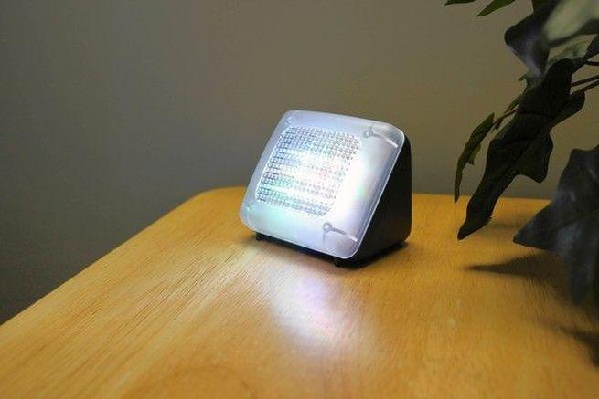 Fake TV Light mimics a television