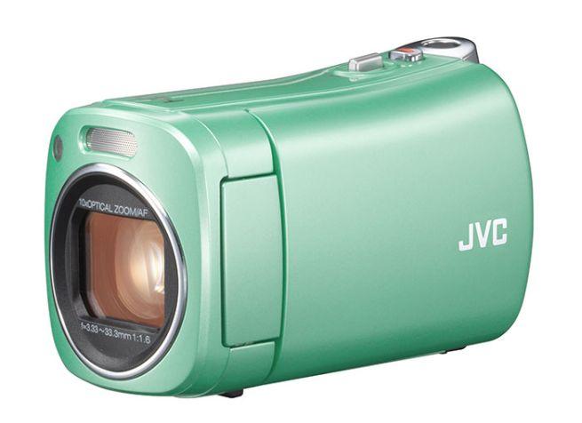 JVC Kenwood AVCHD video camera_1