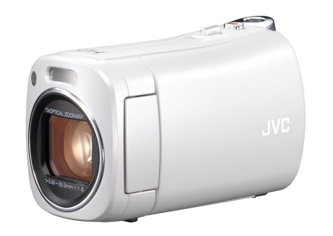 JVC Kenwood AVCHD video camera_2