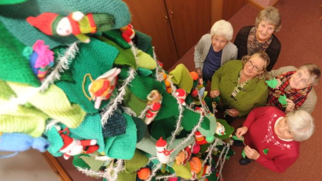 Knitted a Christmas Tree_1