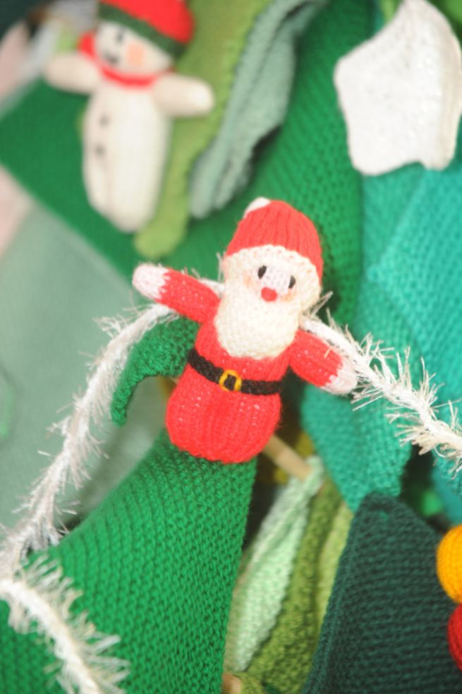 Knitted a Christmas Tree_3