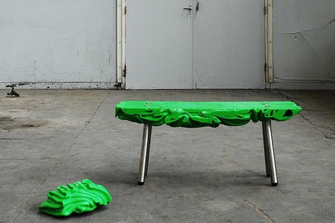 Recycled Furniture by Ruben Thier_1