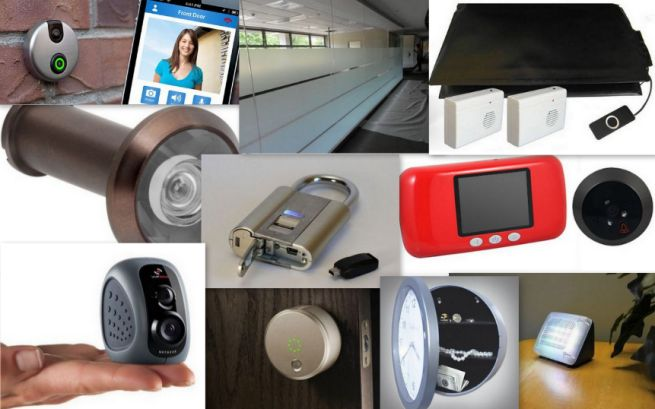 Security gadgets for your home
