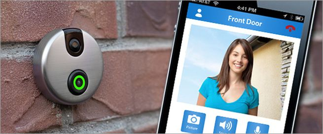 Skybell for answering your door from mobile devices
