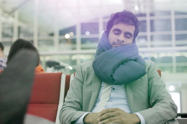 Travel with comfort with Forever Pillow_7