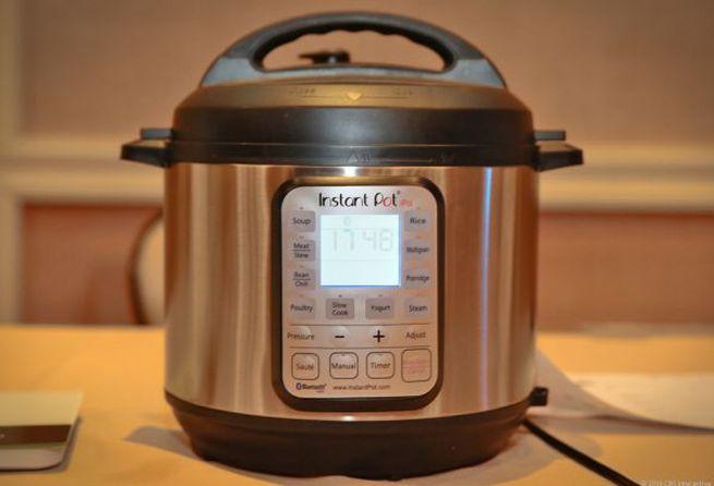 Ace Sensor Instant Pot Bluetooth enabled pressure cooker_1